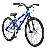 Mongoose Title Mini BMX Race Bike for Beginner Riders, Featuring Lightweight Tectonic T1 Aluminum...