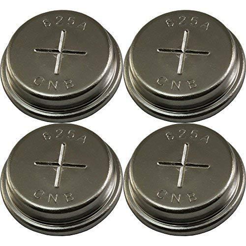 (4) 625A Alkaline Watch Battery