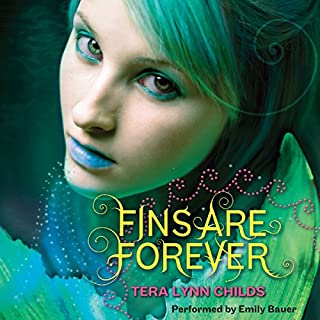 Fins Are Forever audiobook cover art