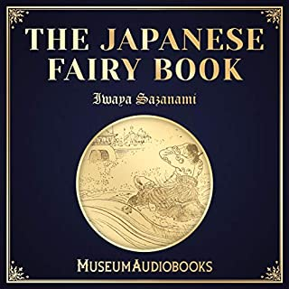 The Japanese Fairy Book audiobook cover art