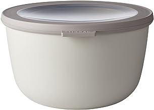 Rosti Mepal 保存容器 CIRQULA (サーキュラ) 500ml ノルディック ホワイト 5703055NW