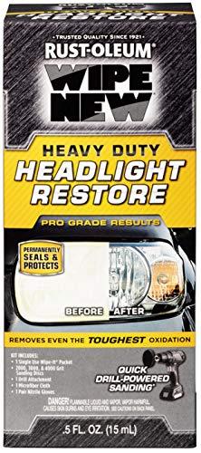 RustOleum 327489 Heavy Duty Headlight Restore