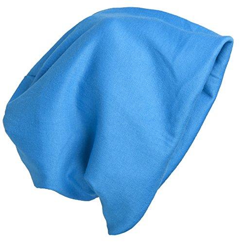 Brubaker Homme ou Femme Bonnet tombant Trend Bleu automne hiver 2015 - Bleu - Taille Unique