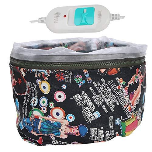 Sombrero para hornear Práctica herramienta para el cuidado del cabello ajustable para nutrir el cabello(220V, European standard)