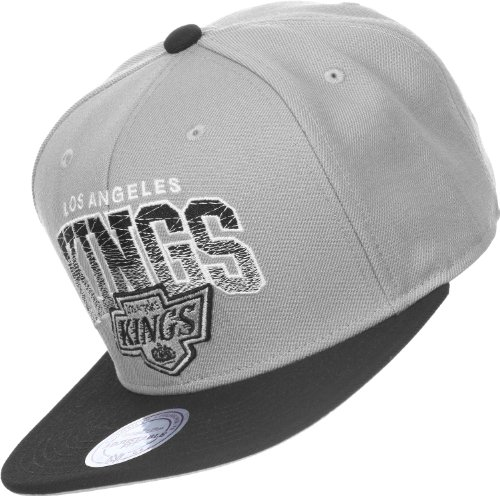 Mitchell & Ness - Casquette Snapback Homme Los Angeles Kings Stack