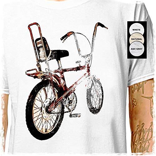 Raleigh Chopper Art T-shirt for Men, S to 2XL