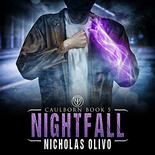 Nightfall: Caulborn 5 audiobook cover art
