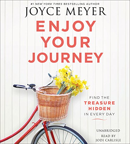 Enjoy Your Journey audiobook cover art