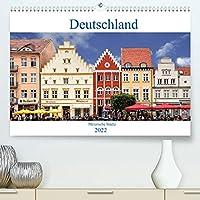 Deutschland - Malerische Staedte (Premium, hochwertiger DIN A2 Wandkalender 2022, Kunstdruck in Hochglanz): Malerische Altstaedte in Deutschland (Monatskalender, 14 Seiten )