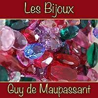 Les Bijoux livre audio