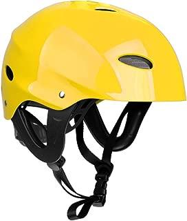MonkeyJack Safety Protection Water Sports Wakeboard Helmet Kayak Kite Surfing Ski Jet Ski Stand Up Paddleboarding Protector Hat Hard Cap