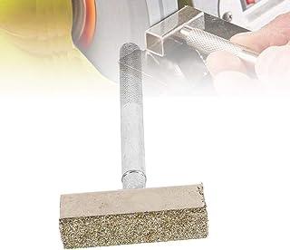 Acogedor Diamond Grinding Wheel Dresser,Diamond Stone Dresser Tool with Flat Diamond Coated Surface for Truing Grinding & ...