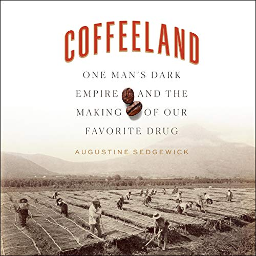 Coffeeland audiobook cover art