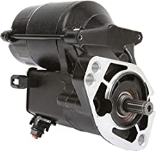 DB Electrical SHD0006 Starter For Harley FLHR Road King 1340CC 96-98, 1450CC 99-06 /FLHT Electra Glide 1340CC 95-98, 1450CC 99-06 /FLTRI Road Glide 1450CC 99-06/31553-94, 31559-99A,31553-94A