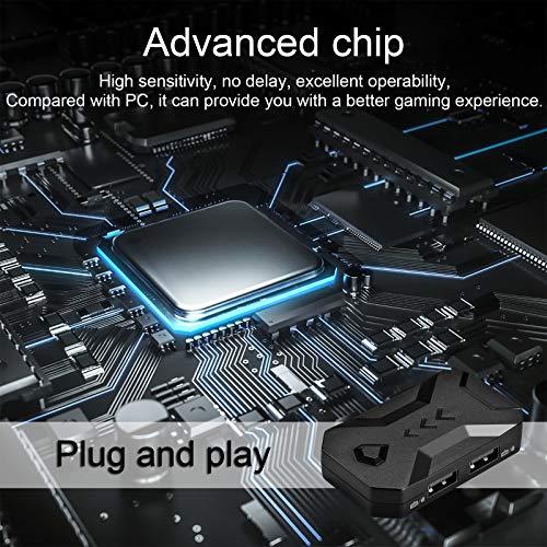 Limited time Discount 20% Keyboard Mouse Converter IPPINKAN Adapter Maus und Tastatur Konverter für PS4 PS3 Xbox One Nintendo Switch KX USB 2.0 Game Controller Converter Keyboard Mouse