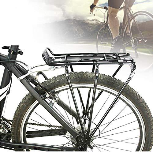 Estante Posterior de la Bici en la Bicicleta Perno Portador de Soportes de aleación de Aluminio de Bicicletas del Soporte Trasero de Bicicletas de montaña por Carretera en Rack Suministros Posterior