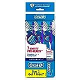 Oral-B CrossAction Pro-Health Medium - 3pk
