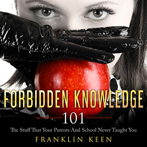 Forbidden Knowledge 101 audiobook cover art