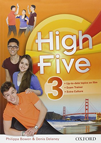High five 3: SB&WB&eb exam tr.  espansione [Lingua inglese]