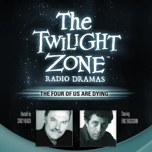 The Four of Us Are Dying audiobook cover art