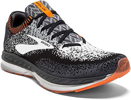 Brooks Męskie buty do biegania Bedlam, wielokolorowa - wielokolorowy Black Grey Orange 005-44 EU