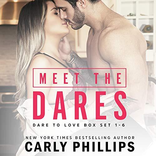 Meet the Dares: Dare to Love Box Set: The Dare to Love Series, Books 1-6