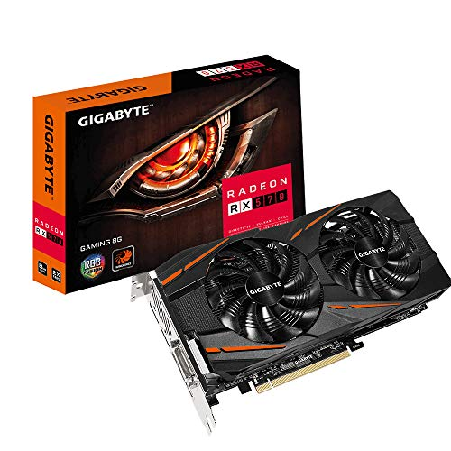 GIGABYTE AMD Radeon RX 570 Gaming 8g.
