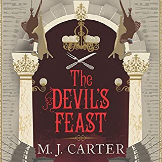 The Devil's Feast cover art