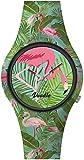 Reloj Doodle Flamenco