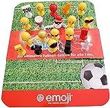 Aldi Emoji ® 2021 die Ultimative Fußball-Edition Sammelfiguren alle 20 Figuren Plus Sammelalbum