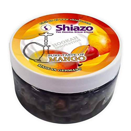 Shiazo 100gr. Mango - Stein Granulat - Nikotinfreier Tabakersatz 100gr.