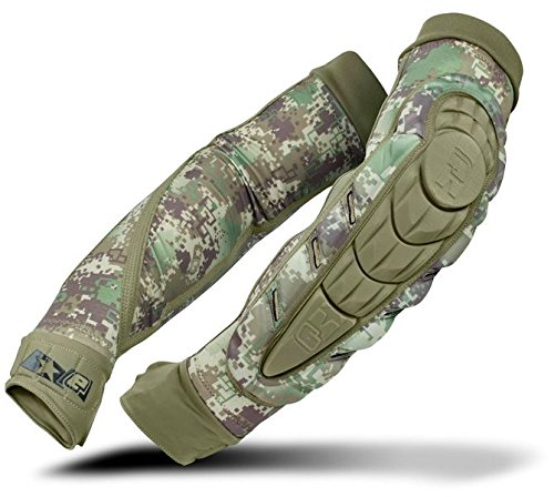 Planet Eclipse Overload HD Core Elbow Pads (HDE, XL)