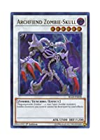 遊戯王 英語版 BLLR-EN058 Archfiend Zombie-Skull アンデット・スカル・デーモン (ウルトラレア) 1st Edition