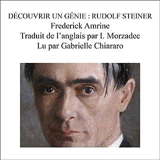 Couverture de Decouvrir un genie: Rudolf Steiner
