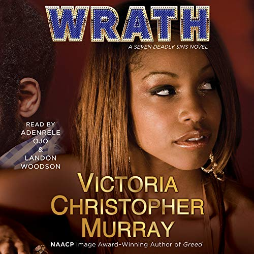Wrath Audiobook By Victoria Christopher Murray cover art