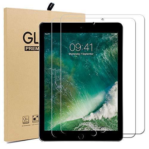 iPad Pro 10.5 Pellicola Protettiva [2 Pack],AILRINNIVetro Temperato Pellicola per Apple iPad Pro 10.5 pollici2017 - Ultra resistente [Durezza 9H]Anti-graffiProtezioni schermo
