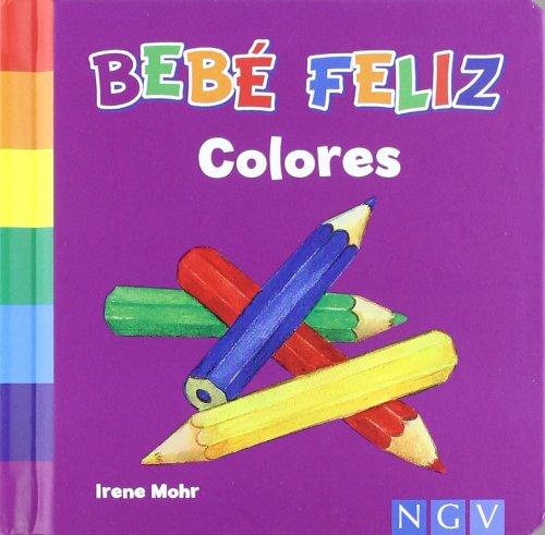 Colores. Bebé Feliz