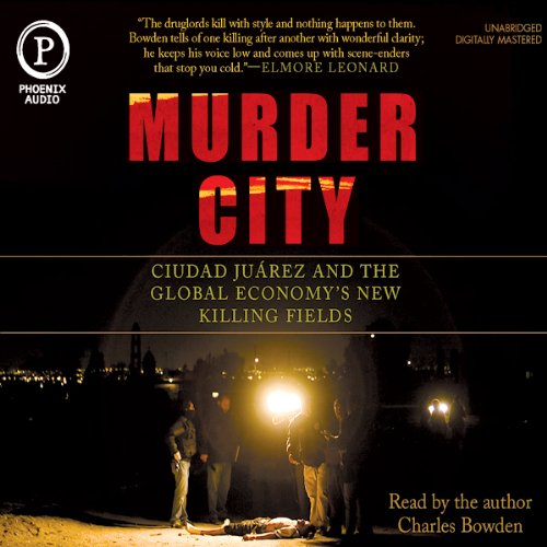 Murder City cover art