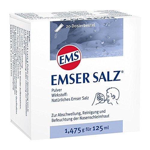 Emser Salz 1,475g Pulver 20 stk