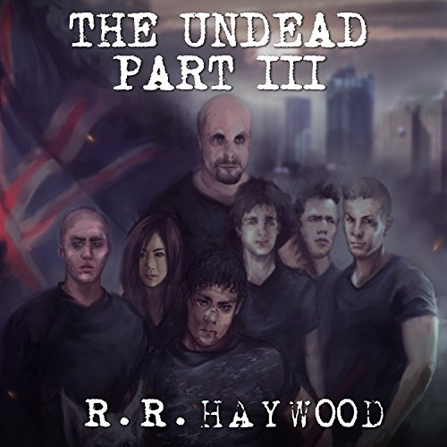 The Undead: Part 3 cover art