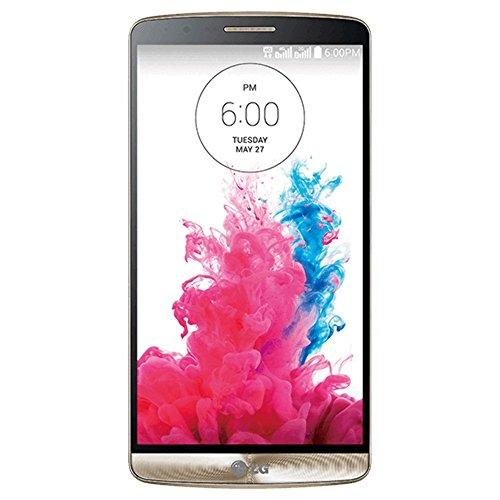 LG G3 Teléfono inteligente - Dual Sim - D858 14 cm (5,5 Pulgadas) Pantalla quad-HD-IPS, 2.5Procesador GHz-quad-Core, 13 megapíxelescámara, 16 GB de memoria, 4.4 Android) - Oro