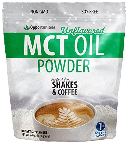 Opportuniteas MCT Oil Powder