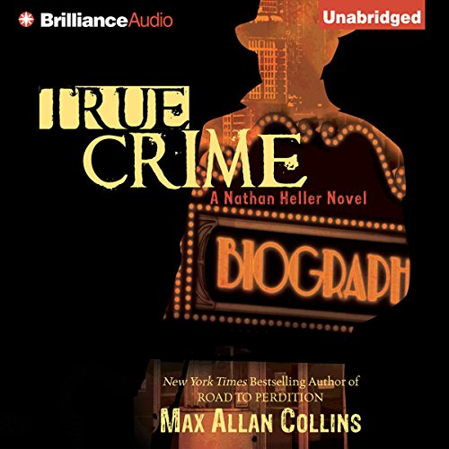 True Crime audiobook cover art