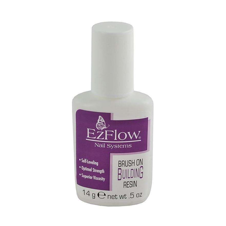 回復比べる実験室Ez Flow(イージーフロー) ブラッシュオン ビルディングレジン 14g