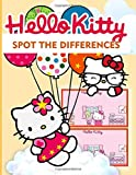 Hello Kitty Spot The Difference: Special Spot The Differences Activity Books For Kid And Adult