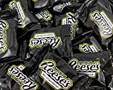 LaetaFood REESE'S Easter Candy Glow in the Dark, Snack Size Peanut Butter Cups (2 Pound Bag)