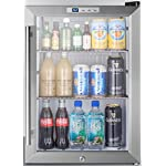 Summit-Appliance-SCR312L-Countertop-Beverage-Refrigeration-GlassBlack