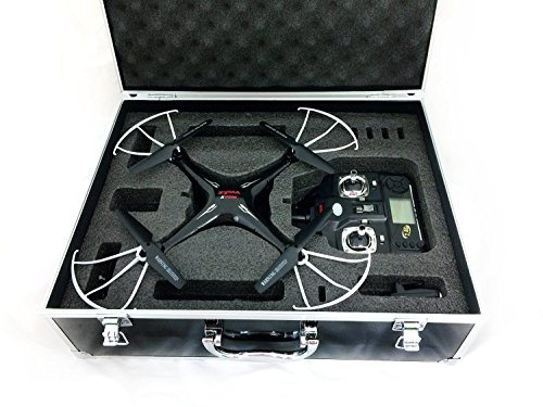 Red Rock Carrying Case for Syma X5SW X5SC Quadcopter Drone