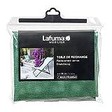 Lafuma MOBILIER Lona Batyline para Hamaca Maxi Transat, Ancho: 62 cm, Clorofila, LFM2655-9266