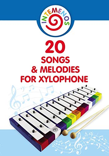 20 songs and melodies for xylophone: Create a color-coded xylophone and learn to play music with a color-coded system.